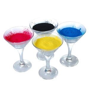 Color Toner Powder